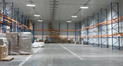 Pronájem - sklady, haly, chladírenské skladovací prostory - Olomouc