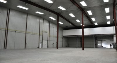 Rent: modern warehouse / production space, Prague-West