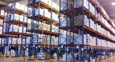 Vermietung von Lagerdienstleistungen, Lagerpaletten - 4320 m2 (Olomouc)