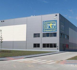 Offer logistics services - logistics complex Prague.