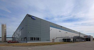 Rental of modern warehouses from 3,000 m2 - Mladá Boleslav