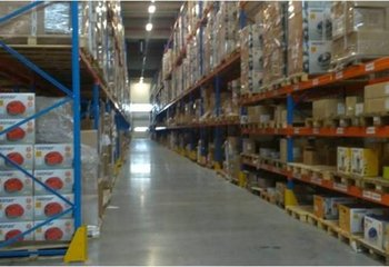 Logistic services Ostrava-- rental of warehouses and pallets