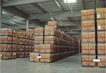 Logistik-Dienstleistungen Ostrava-- Vermietung von Hallen und Paletten