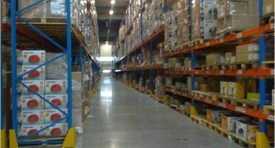 Logistické služby, Ostrava