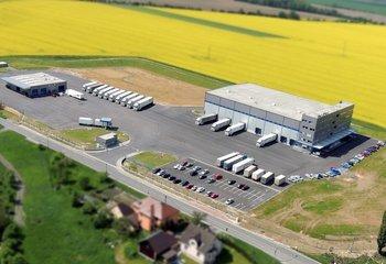 Pronájem skladu se službami - paletová místa až 6000 lokalita Opava