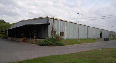 Pronájem: skladovací prostory až 4.200 m2, Hradešín
