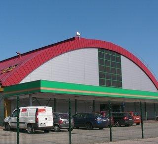 Vermietung von Kühlboxen - Standort Jeneč bei Prag.