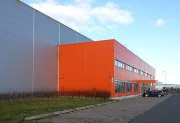 Pronájem výroba, moderní skladovací prostory - Litovel u Olomouce