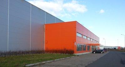 Rent: modern warehouse space - Litovel near Olomouc