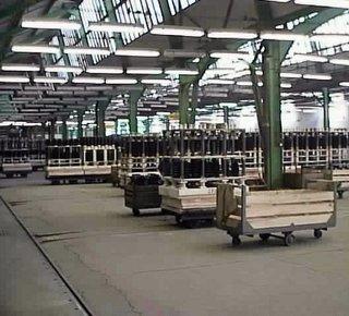 Pronájem výroba, sklady a haly - průmyslový park  (Louny, Ústecký kraj)