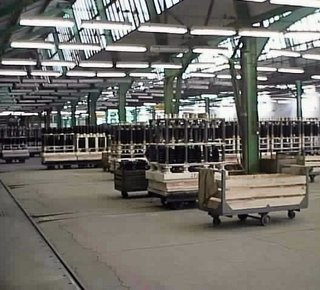 Rent - storage and production facilities (Louny, Ústi nad Labem Region)