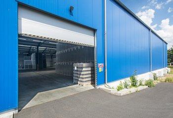 Pronájem - skladovací a logistický areál - až 17.350 m2 (Bystřany u Teplic)