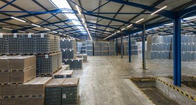 Mieten - Lager- und Logistikbereich - bis zu 17.350 m2 (Bystřany nahe Teplice)