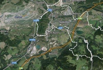 Greenfield, průmyslová zóna Přátelství - Silvestr - 45 ha (investiční příležitost)