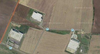 Prodej: pozemky v průmyslové zóně Joseph (Most, Ústecký kraj)