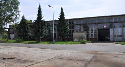 Pronájem: skladovací / výrobní areál - Praha - Letňany
