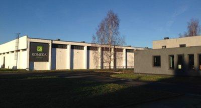 Vermietung:Lager- und Betriebsobjekt  - Veselé (Dist. Děčín)