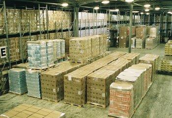 Pronájem skladu s logistickými službami - lokalita Červený Újezd u Prahy.