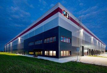 Moderní sklady Praha východ D11 - 7.500 m2