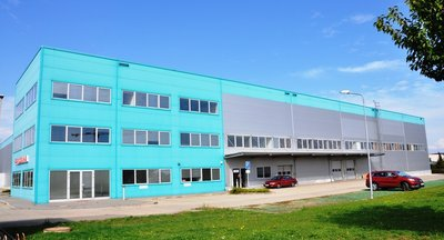 Modern industrial park for lease - Prague Letňany