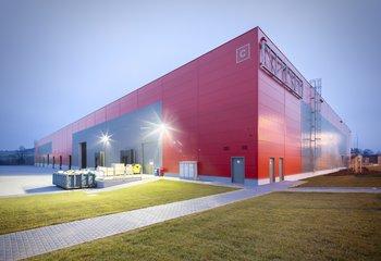 VGP Park Plzeň, pronájem skladových a výrobních prostor
