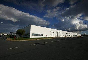 Nabídka logistických služeb - průmyslová zóna Ovčáry u Kolína D11.