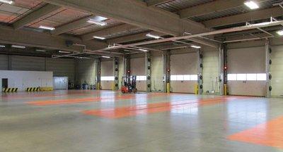 Uskladnění zboží,logistické služby-průmyslová zóna Ovčáry u Kolína