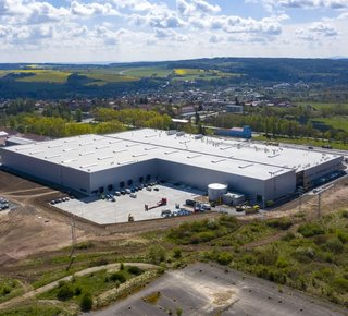 Modern warehouse / production premises - Stříbro