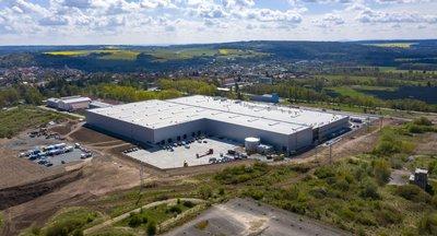 Moderní skladové / výrobní prostory - Stříbro