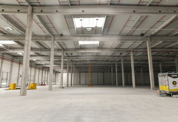 CTPark Cheb - Pronájem skladových a výrobních prostor