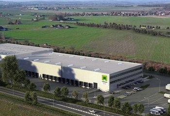 CTPark Hradec Králové - pronájem skladových a výrobních prostor