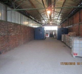 Mieten Produktion / Lager auf 1.050 Quadratmetern, Zatec