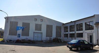 Pronájem: výrobní, skladovací a obchodní prostory, České Budějovice