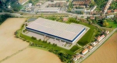 Pronájem skladových a výrobních prostor Olomouc