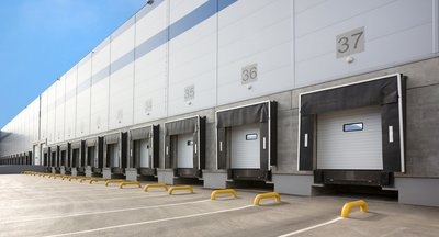 Rental of storage and production facilities, 25,000 square meters, Olomouc