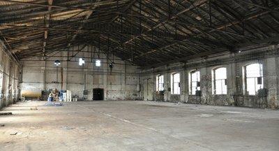 Pronájem - skladovací a výrobní prostory, Košťany u Teplic