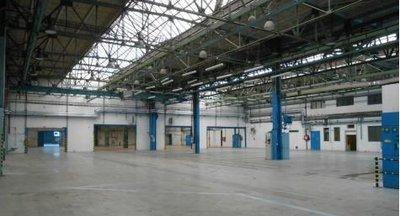 Prodej/pronájem skladové a výrobní prostory, Kolín