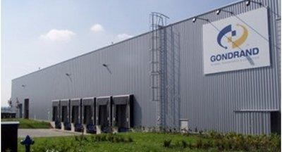 Logistické, přepravní a celní služby v terminálu na 1.km D8 - Zdiby
