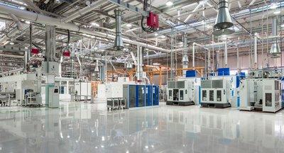 Průmyslový park Týniště - sklady, výroba k pronájmu -  až 10.000 m2, Týniště nad Orlicí (Hradec Králové)