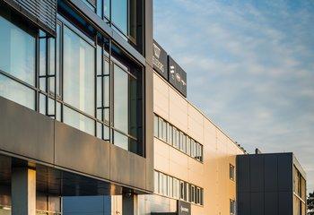 Moderní skladové a výrobní prostory od 1.350m2