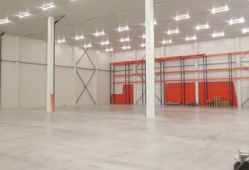 For rent: warehouse with services, up to 1,000 m2, Pelhřimov