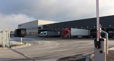 For rent: modern warehouse / production premises, up to 60,000 m2 - Brno-Blučina