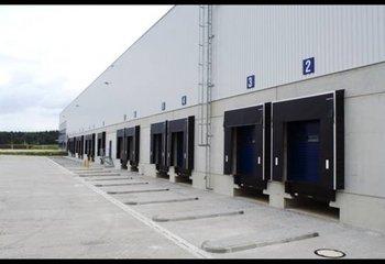 Modern premises Stříbro, Exit 107