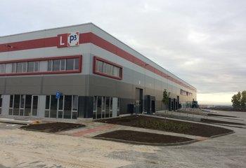 P3 Prag Horní Počernice - Vermietung von Lagerfläche 563 - 2,461 m2