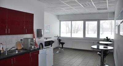 Pronájem provozního prostory: skladovací, výrobní a kancelářské prostory, 849m2, Kolín