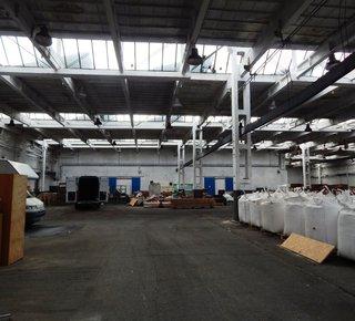 Pronájem: skladovací prostory, sklady, haly - Olomouc