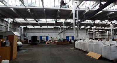 Rent: store, warehouses, halls - Olomouc
