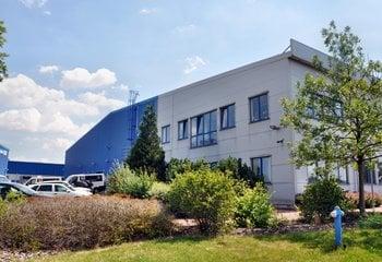 Amesbury Business Park Prag Zličín - Leasing moderne Lagerflächen