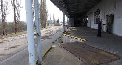 Pronájem: skladovací a výrobní prostory až 15.000 m2, Jindřichův Hradec