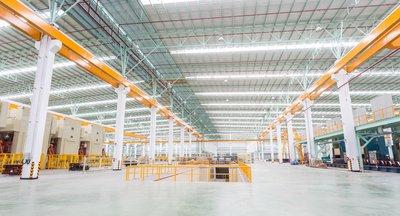 Warehouse space, 5000 m2, Olomouc